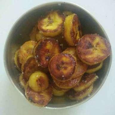 Photo of Banana roast by Sarojam Arumugam at BetterButter