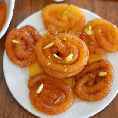Photo of Sweet potato and Paneer Jalebi by Saswati Hota at BetterButter