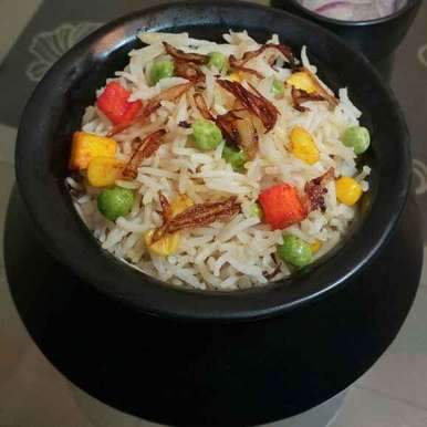 Photo of Vegetable pulao by Satvinder Hassanwalia Chandhok at BetterButter