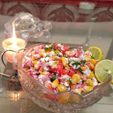 Photo of kachumber salad by Satvinder Hassanwalia Chandhok at BetterButter
