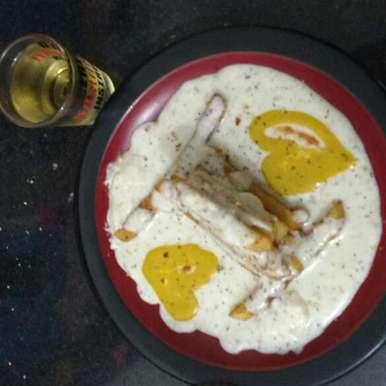 Photo of Creamy & Lusty Potatoes by Saumya Chaturvedi at BetterButter