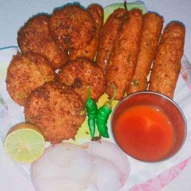 Photo of Soya kabab by Savi Jaiswal at BetterButter