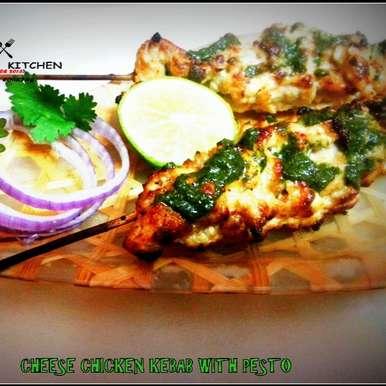 Photo of Cheese Chicken Kebab by Sayan Majumder at BetterButter