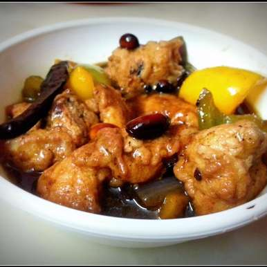 Photo of Kung Pao Chicken  by Sayan Majumder at BetterButter