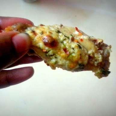 Photo of Garlic Parmesan Chicken wings by Sayan Majumder at BetterButter