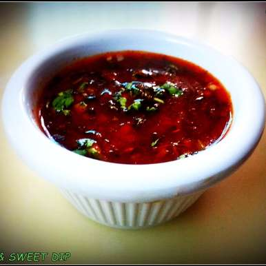 Photo of Hot and Sweet Dip by Sayan Majumder at BetterButter
