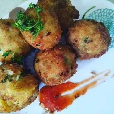 Photo of Potato cheese balls by Seema jambhule at BetterButter