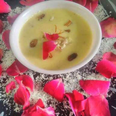 Photo of Coconut Rabdi by Seema jambhule at BetterButter