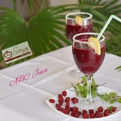 Photo of ABC Juice / Apple Beetroot Carrot Juice / A Miracle Drink by Seena Koshy at BetterButter