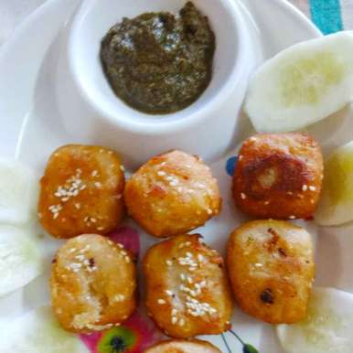 Photo of Rice potato Bites by Shachi Singh at BetterButter