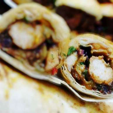 Photo of Egg- Hem Spinach Roll Ups by Shaheda T. A. at BetterButter