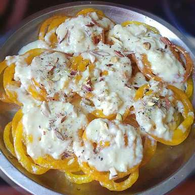 Photo of Instant Jalebi by Shaheda T. A. at BetterButter