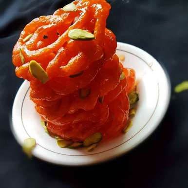Photo of Jalebi by Shaheda T. A. at BetterButter
