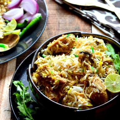 Photo of LUCKNOWI MURG BIRYANI by Shaheen Ali at BetterButter