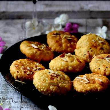 Photo of RAJASTHANI MAWA KACHORI by Shaheen Ali at BetterButter