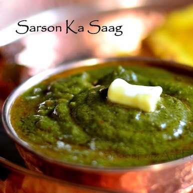 Photo of Sarson ka Saag by Shaheen Ali at BetterButter