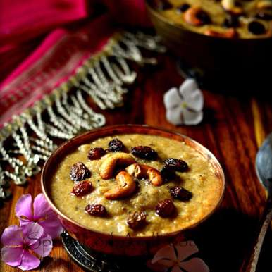 Photo of THENGAI ARISI PAYASAM | RICE COCONUT KHEER by Shaheen Ali at BetterButter