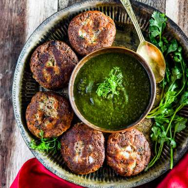 Photo of Sprouted Ragi Cutlets by Shaheen Ali at BetterButter