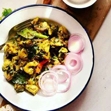 Photo of Andhra Style Green Chilli Chicken by Shaheen Ali at BetterButter