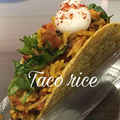 Photo of Taco rice by Shakuntla Parmar at BetterButter