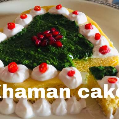 Photo of Khaman cake by Shakuntla Parmar at BetterButter