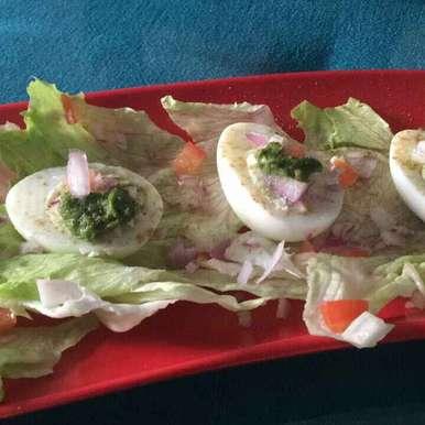 Photo of Egg salad by Shalini Agarwal at BetterButter