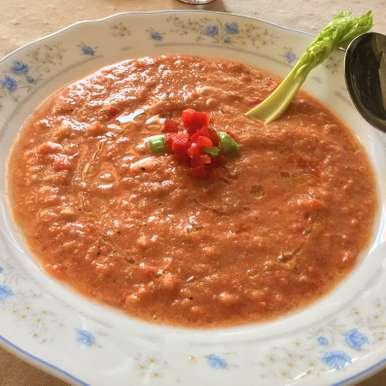 Photo of Gazpacho by Shalini Digvijay at BetterButter