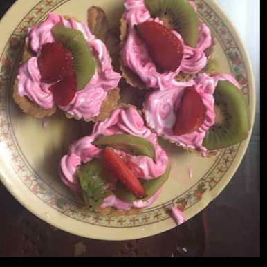 Photo of fruity tart by Shalini Verma at BetterButter