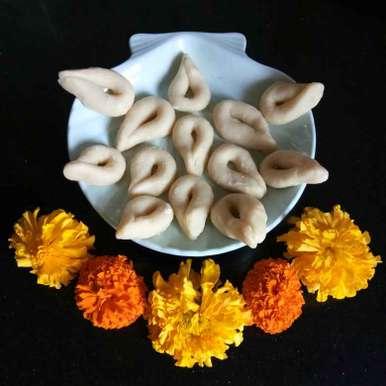 Photo of Gujiya by Shampa Das at BetterButter