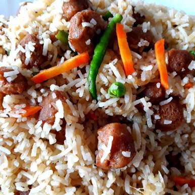 Photo of SOYA RICE by Shampa Dighal at BetterButter