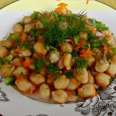 Photo of Mediterranean Chickpea Salad by sharanya palanisshami at BetterButter