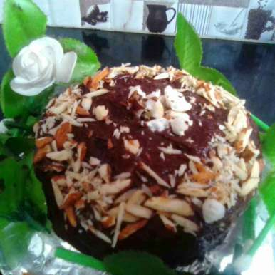 Photo of Chocolate  biscuit cake by Sharma Divya at BetterButter