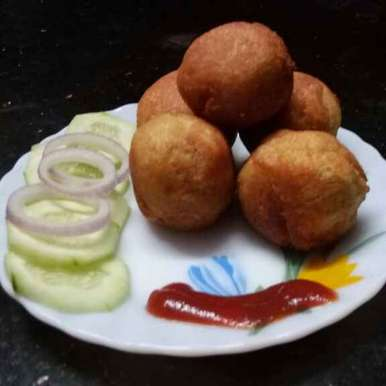 Photo of Chicken bread balls by Sharmila Dalal at BetterButter