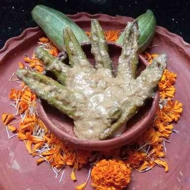 Photo of Sahi potol by Sharmila Dalal at BetterButter