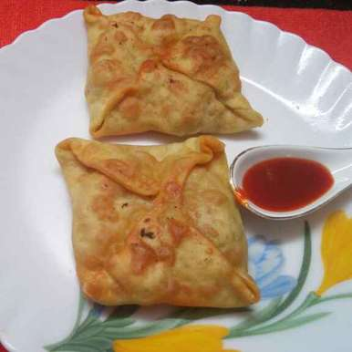 Photo of Paneer puff by Sharmila Dalal at BetterButter