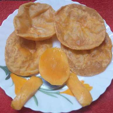 Photo of Aam luchi by Sharmila Dalal at BetterButter