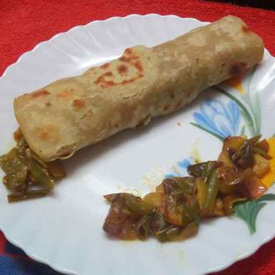 Photo of Veg roll by Sharmila Dalal at BetterButter