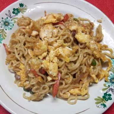 Photo of Egg noodles by Sharmila Dalal at BetterButter
