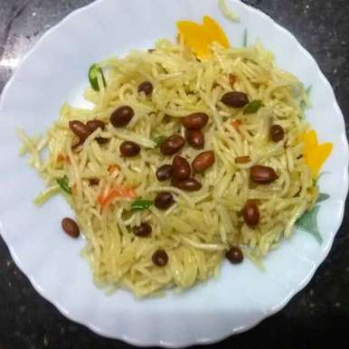 Photo of badam chow by Sharmila Dalal at BetterButter