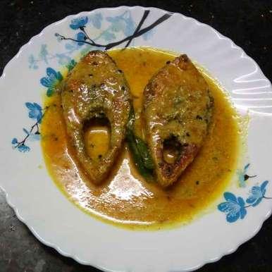 Photo of Dhakai ilish by Sharmila Dalal at BetterButter