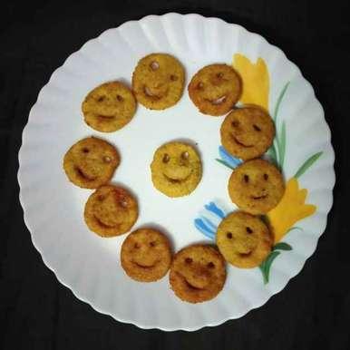 Photo of Potato smiley by Sharmila Dalal at BetterButter