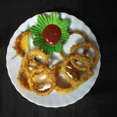 Photo of Onion ring by Sharmila Dalal at BetterButter