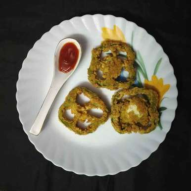 Photo of Capsicum ring by Sharmila Dalal at BetterButter