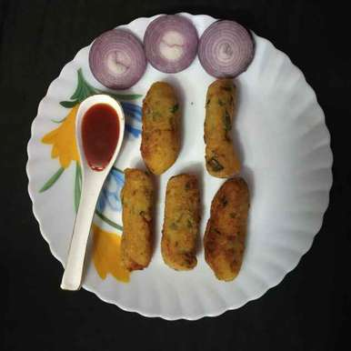 Photo of Rice roll by Sharmila Dalal at BetterButter