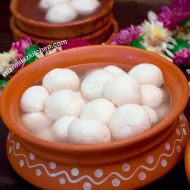 Photo of Bengali Rasgulla/ Rosogolla by Sharmila Dutta at BetterButter