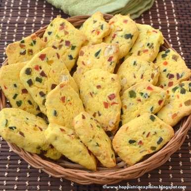 Karachi Biscuits, How to make Karachi Biscuits