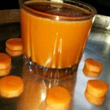 Photo of Carrot juice by Sharmiley Ravi at BetterButter
