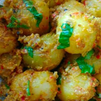 Aalu sabji recipe in Hindi,आलु सब्जी, Sharwari Vyavhare