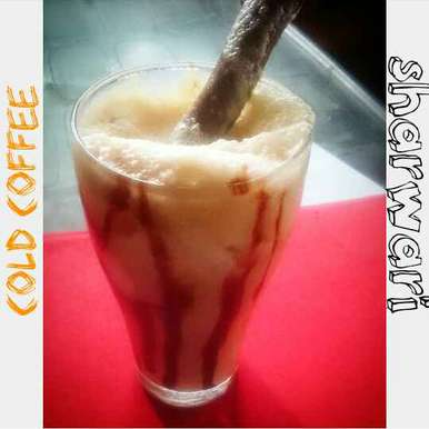 Photo of Cold coffee with Ice-cream by sharwari vyavhare at BetterButter