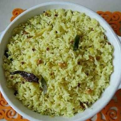 Photo of Lemon rice  by sharwari vyavhare at BetterButter